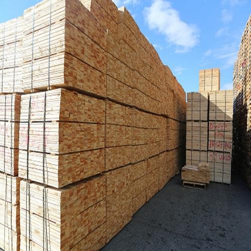 Lumber & Cutstock - Units Stacked